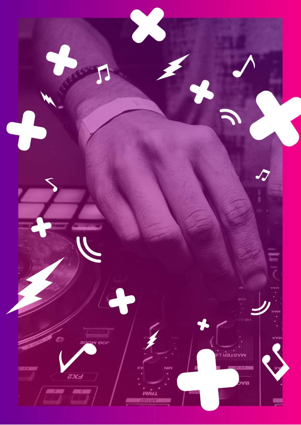 DJ'en