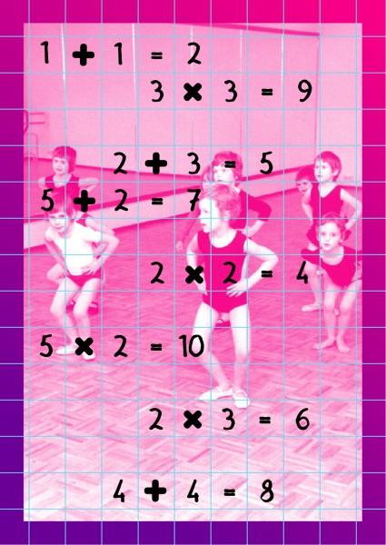 Kleuterdans | reken en dans