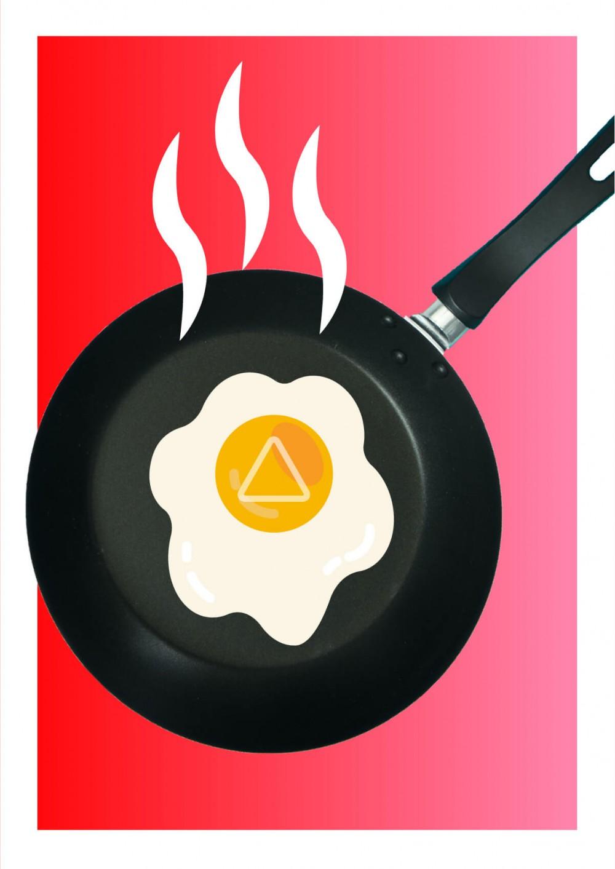 Warm koken